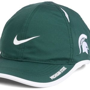 Michigan State Spartans Nike NCAA Featherlight Cap